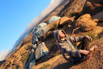 Maroc en Conscience Meditation Tafraout