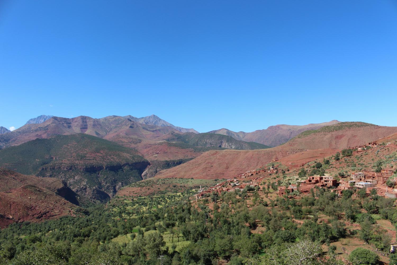 Ourika Maroc en Conscience