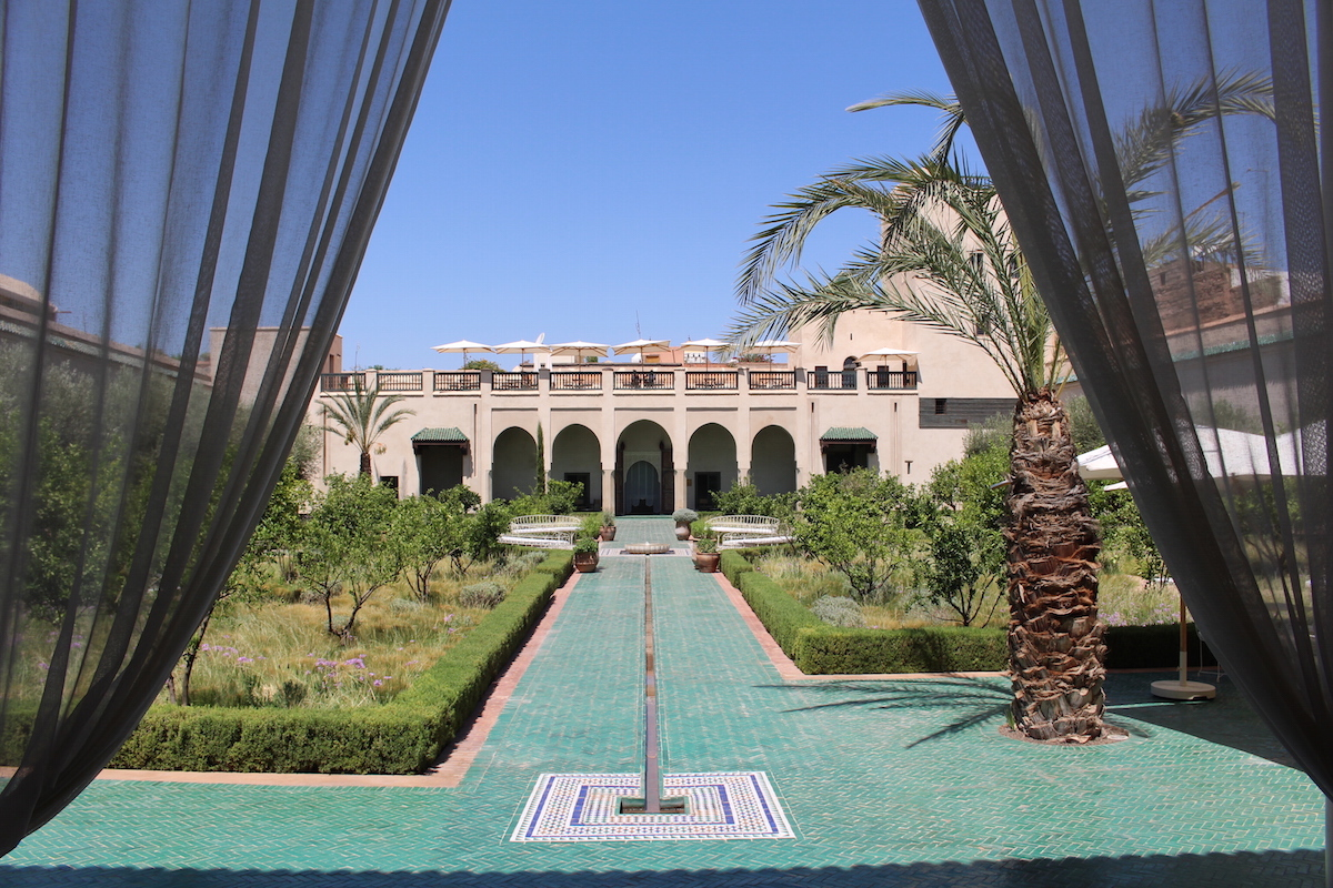 maroc en conscience marrakech nature medina
