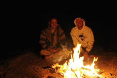 Maroc en conscience Désert