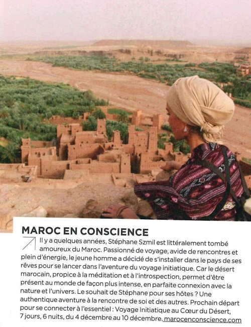 maroc conscience simple things fatima