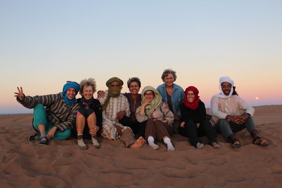 retraite spirituelle au Maroc