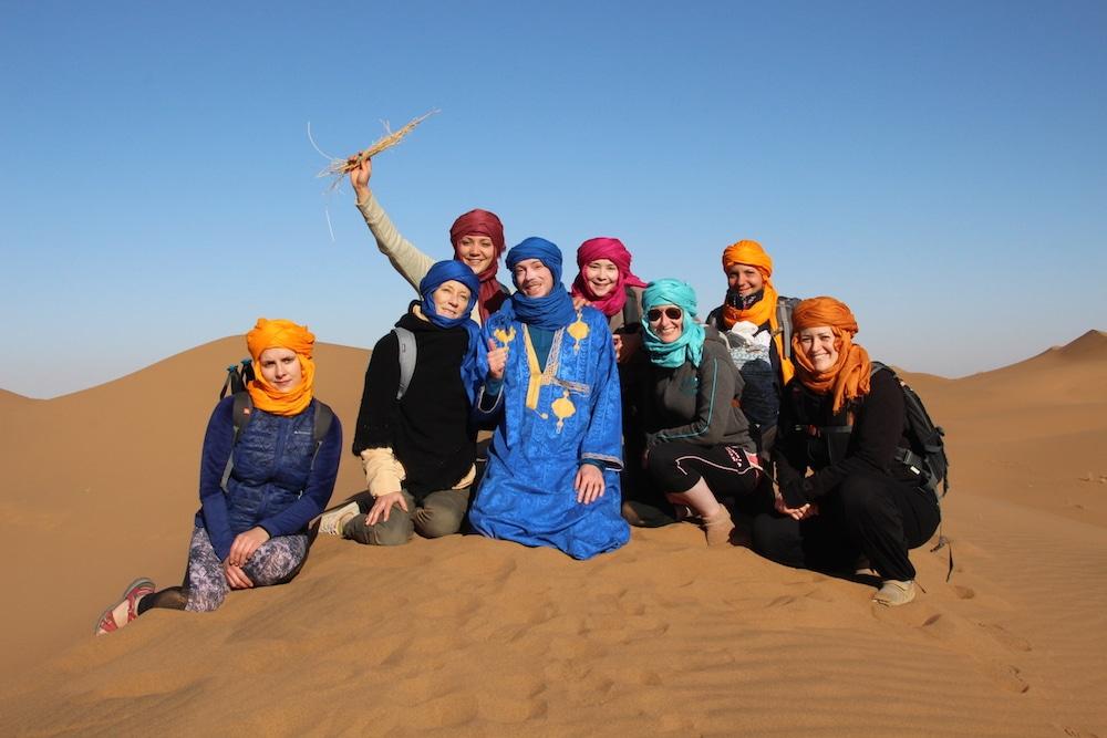 Maroc en Conscience retraite spirituelle désert