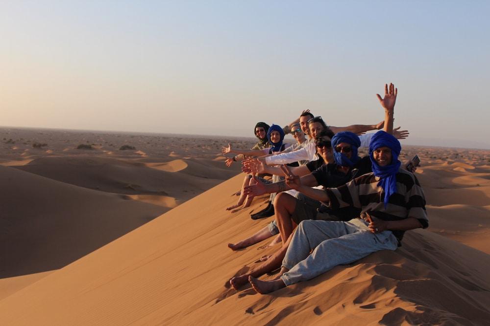voyage en conscience au Maroc