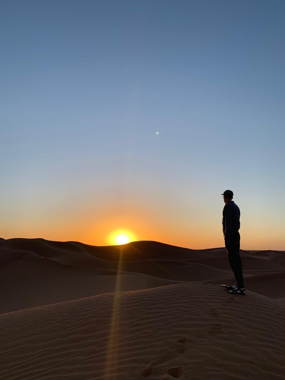 retraite désert maroc
